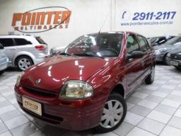 Renault Clio sedan 1.6 completo - 2001