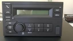 Rádio original Honda City /Fit 2015/2016/2017