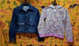 Jaquetas infantis