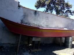 Barco madeira gramde - 2016