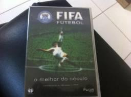 Dvd - Fifa Futebol O Melhor Do Século - (Original)