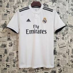 Camisa Adidas Real Madrid 18/19