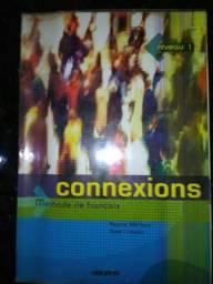 Livro de francês connexions niveau 1