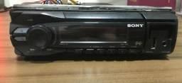 Sony usb auxiliar e fm