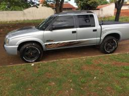 S10 2.8 rodeio 4x4cd 12v turbo electronic - 2011