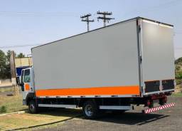 Ford Cargo 816-S - 2015