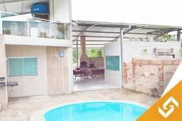 Chácara c/ piscina aquecida disponível p/ o feriado em Caldas Novas. Cód 1023