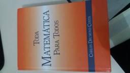 Livro Toda Matemática Para Todos