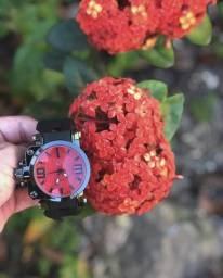 Relógio Oakley pulseira resistente