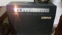 Amplificador Sonelli 1970 Valvulado