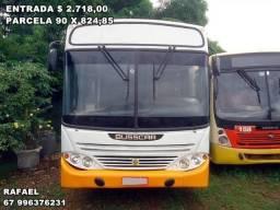 Volks 15.190 Ônibus Busscar - 2005