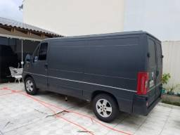 Fiat Ducato 2012 - com ar cond- rodas - couro - multimídia - aceito material de construção - 2012