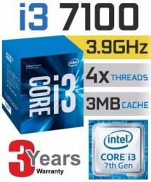 Processador i3 7100 setima geração