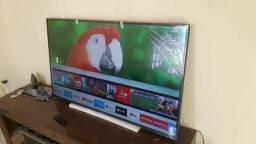 TV Samsung UN55MU6100 4K UHD