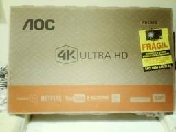 Smart tv 50 pol 4 k oac ultra hd