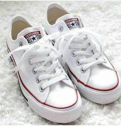 Tênis Converse All Star Branco - 34 ao 43