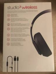 Beats studio3 Wireless LACRADO NA CAIXA