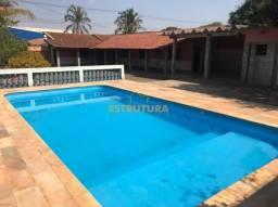 Chácara com 3 dormitórios para alugar, 1500 m² por r$ 1.900,00/mês - parque dos eucaliptos