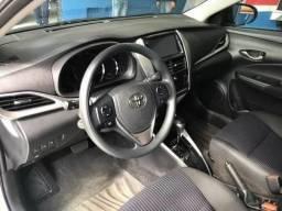 Toyota Yaris 1.5 16v Flex Sedan Xl Plus Tech Multidrive 2019 - 2019