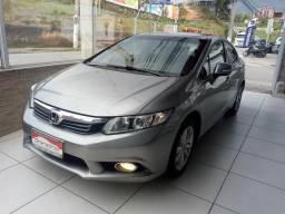 New Civic LXR automático 2014 bem cuidado - 2014