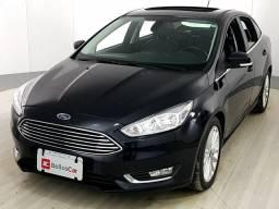 Ford Focus TITA/TITA Plus 2.0  Flex 5p Aut. - Preto - 2017 - 2017