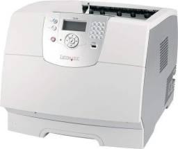 Impressora Lexmark T640N Com duplex adicional