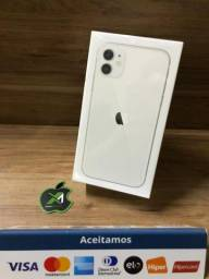 Iphone 11 64gb NOVO - BRANCO