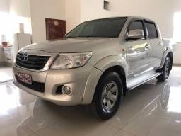 TOYOTA HILUX 2011/2012 2.5 STD 4X4 CD 16V TURBO DIESEL 4P MANUAL - 2012