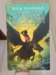 Percy Jackson e A Maldição do Titã - Rick Riordan