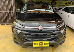Fiat Toro 2020 endurece único dono com GNV