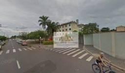 Apartamento com 2 dormitórios para alugar, 50 m² por R$ 650/mês - Ipiranga - Ribeirão Pret