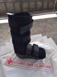 Bota ortopédica nova