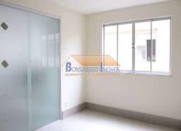 Apartamento à venda com 2 dormitórios em Cruzeiro, Belo horizonte cod:44482