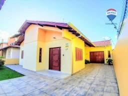 Casa com 3 dormitórios com suíte à venda, 135 m² por R$ 450.000 - Scharlau - São Leopoldo/