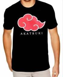 Camisa Akatsuki Naruto