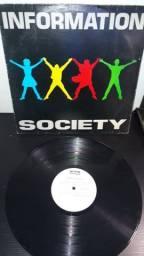 Information Society (1988)- LP (disco vinil)