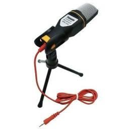 Microfone Condensador Profissional- Mtg-020
