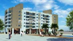 Apartamento à venda com 1 dormitórios em Centro, Linhares cod:747826