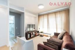 Apartamento à venda com 2 dormitórios em Juvevê, Curitiba cod:AP37274