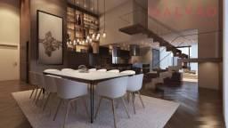 Apartamento à venda com 3 dormitórios em Juvevê, Curitiba cod:AD0012