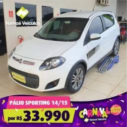 Pálio Sporting 1.6 - 2015