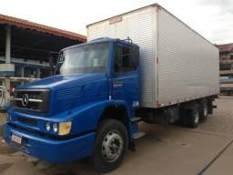 MB L 1620 2011 Truck Baú - 2011