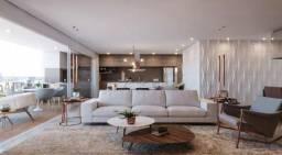 Alto Padrão 03 suítes + lavabo, 02 vagas, 163 m² privativos, Kobrasol