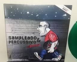 Lp Vinil 200g - Dj Zonattão - Sampleado & Percussivo