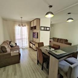 Apartamento de 2 dormitórios com garagem coberta em São Leopoldo