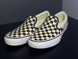 Vans authentic Slip On Checkboard 38