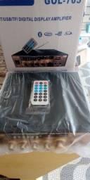 Mini módulo amplificador