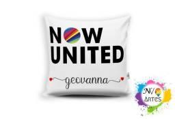 Caneca Now United Banda Símbolo