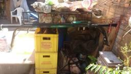 Bagageiro de teto para van é kombi comprar usado  Orlândia