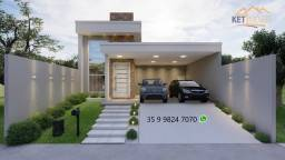 Casa alto padrão em condomínio em Alfenas abaixo do valor de mercado
